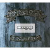 Bon Jovi New Jersey Deluxe[cd Duplo Importado Lacrado ]
